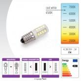 LED lampiņa šujmašīnai ieskrūvējamā  2 W