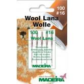 """Adatas Madeira 130/705H-E """"Wool Lana"""" № 100  - 5 gab"""