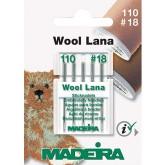 """Adatas Madeira 130/705H-E """"Wool Lana"""" № 110  - 5 gab"""