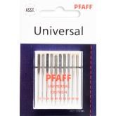 Universālās adatas Pfaff  130/705 H № 70-90 10gab.