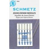 Adatas Schmetz džinsa audumam № 90-110 5gab.