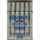 Adata Schmetz ELx705 SUK CF № 65 OVERLOCK 5gab.