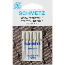Adata Schmetz 130/705 H-S № 75 Stretch trikotāžai 5gab.