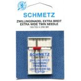 Dubultās adatas Schmetz 130/705 H ZWI BR  6.0 № 100 sadzīves