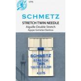 Dubultās adatas Schmetz 130/705 H-S ZWI  № 75/4 Stretch trikotāžai