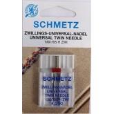Dubultās adatas Schmetz 130/705 H ZWI 4.0 № 90 sadzīves