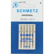 Universālās adatas Schmetz № 120 5 gab.