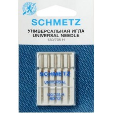 Universālās adatas Schmetz № 80 5 gab.