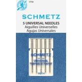 Universālās adatas Schmetz № 90 5 gab.