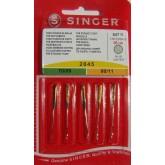 Adata Singer 130/705 H-S № 70-80 Stretch trikotāžai 5gab.